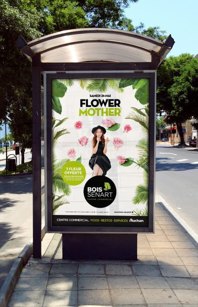 campagne d'exploitation FlowerMother boissenart-shops