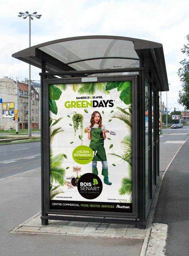 campagne d'exploitation GreenDays boissenart-shops