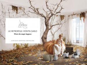 Campagne Princesses Metropole Shopping Center par l'Agence Shops