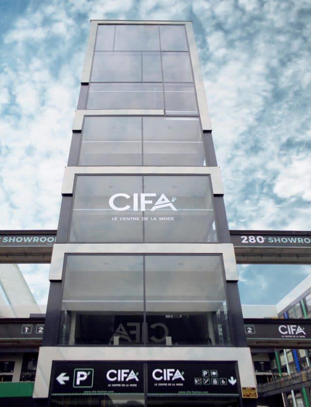 signalétique enseigne CIFA-agence-shops