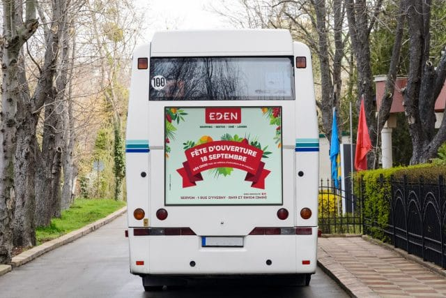 Campagne Bus Eden Apsys Agence Shops