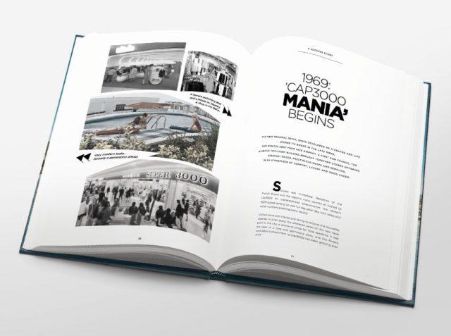 Livre de commercialisation Cap3000 - Agence Shops