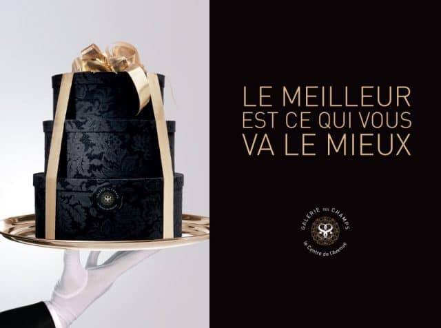 affichage3 galerie des champs-agence-shops