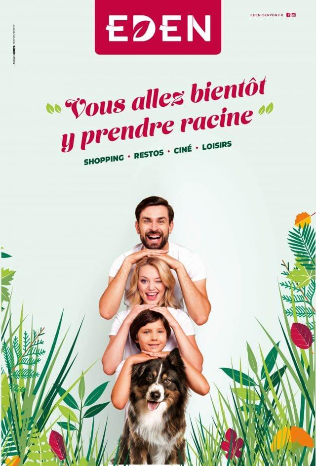 Campagne Teaser Eden Apsys Agence Shops