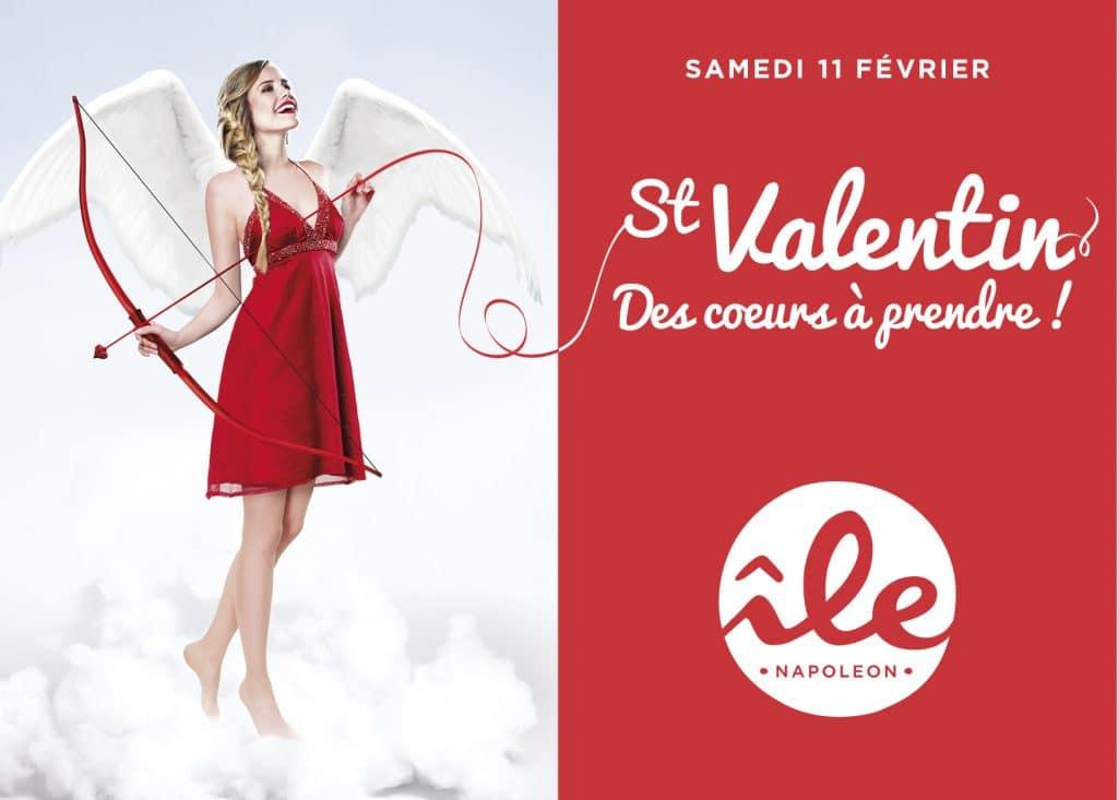 publicité ile napoléon agence shops