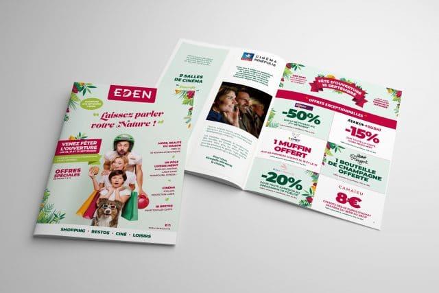 Flyer Offres Eden Apsys Agence Shops