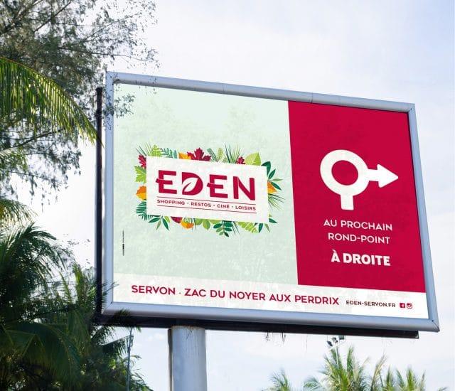 Campagne Directionnelle Eden Apsys Agence Shops