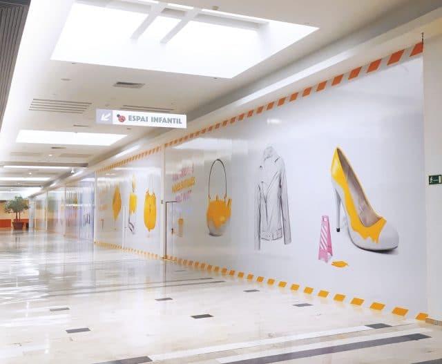 palissade situation santcugat agence shops
