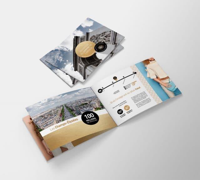 plaquette btob galeriedeschamps-agence-shops