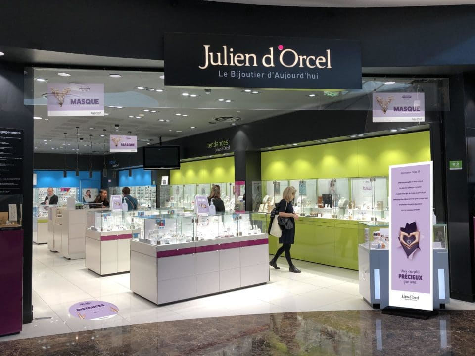 JULIEN D'ORCEL, LA RÉOUVERTURE