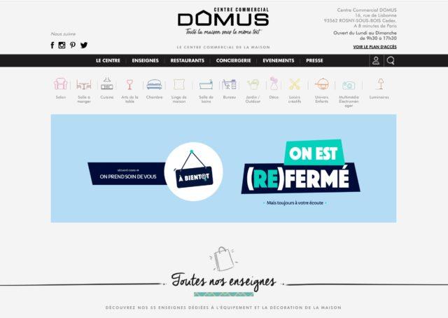 Centre Commercial Domus